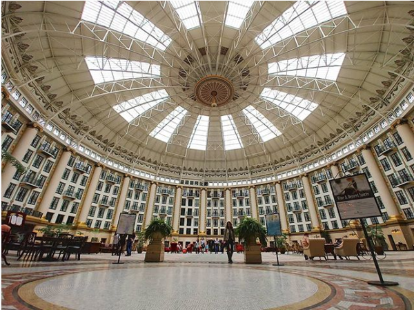 West Baden Springs Hotel >> 7 Reasons You Want To Take A Trip To French Lick West Baden