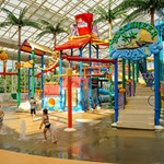 Big Splash Adventure Hotel & Indoor Water Park Family Fun