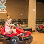 French Lick West Baden Indoor Karting