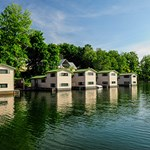 Patoka Lake Floating Cabins