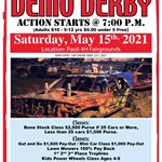 Paoli Chamber of Commerce Demo Derby